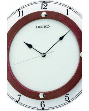 Seiko Clocks Wooden Wall QXA509B