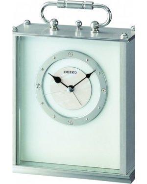 Seiko Clocks Mantle Alarm QHE065S