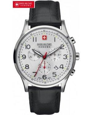 Mens Swiss Military Hanowa Patriot Chronograph Watch 6-4187.04.001