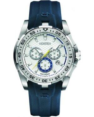 Mens Roamer R-Power Chronograph Watch 750837414507
