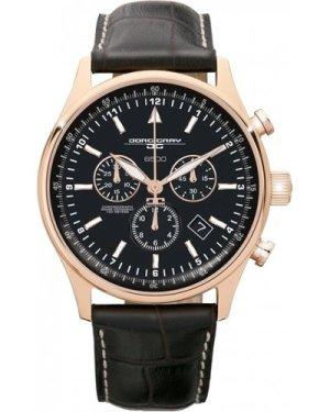 Mens Jorg Gray Chronograph Watch JG6500-61