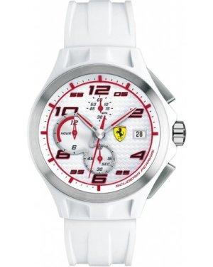 Mens Scuderia Ferrari SF102 Lap Time Chronograph Watch 0830016