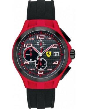 Mens Scuderia Ferrari SF102 Lap Time Chronograph Watch 0830017