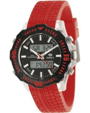 Mens Marea Alarm Chronograph Watch B41122/4