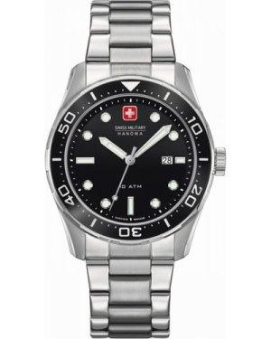 Mens Swiss Military Hanowa Aqualiner Watch 6-5213.04.007