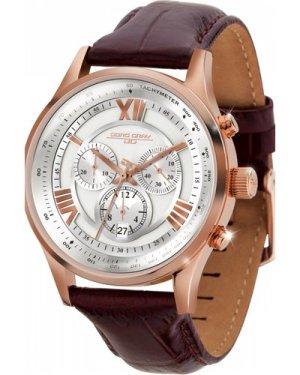 Mens Jorg Gray Chronograph Watch JG6600-23