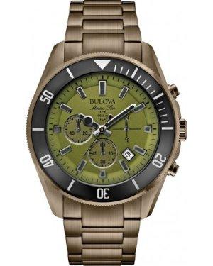 Mens Bulova Marine Star Chronograph Watch 98B206