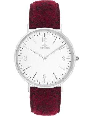 Unisex Birline Oxshott Silver Watch BIR002106
