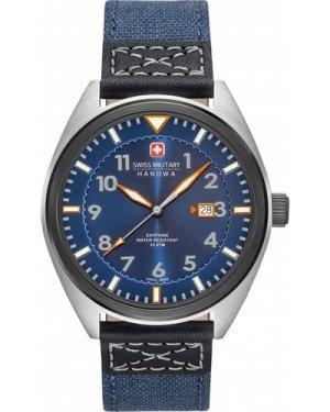 Mens Swiss Military Hanowa Watch 6-4258.33.003
