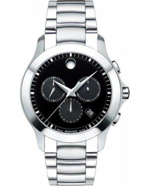 Mens Movado Masino Chronograph Watch 0606885