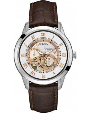 Mens Bulova Automatic Watch 96A172