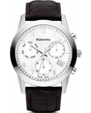 Mens Rodania Swiss Chic Classics Chronograph Watch RS2510321
