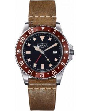 Mens Davosa Vintage Diver Watch 16250065