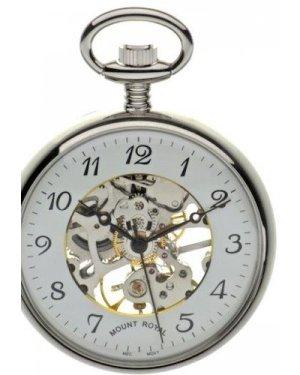 Mount Royal Open Face Pocket Mechanical Watch MR-B3C/AF