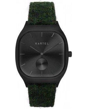 Unisex Kartel Scotland Sinclair 38mm Watch KT-SIN-HTBG-R