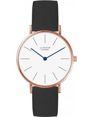 Unisex Lars Larsen LW55 Watch 155RWBLL