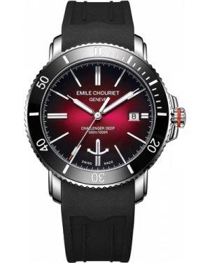 Emile Chouriet Challenger Deep Watch 08.1169.G.6.AW.R8.8