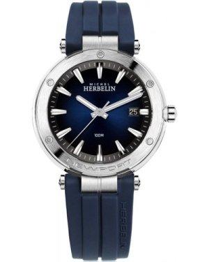 Michel Herbelin Newport Watch 12288/15CB