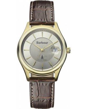 Mens Barbour Heaton Watch BB016GDBR