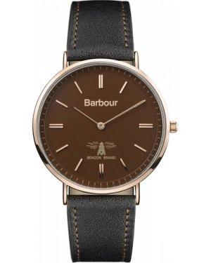 Mens Barbour Hartley Watch BB055BRBK