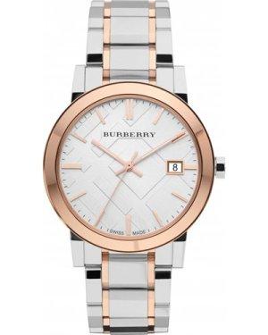 Mens Burberry The City Watch BU9006