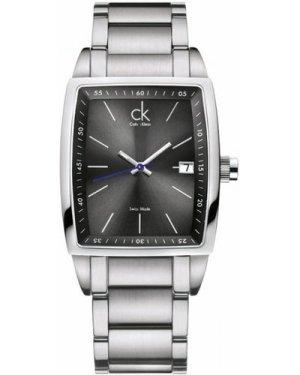 Mens Calvin Klein Bold Square Watch K3041161