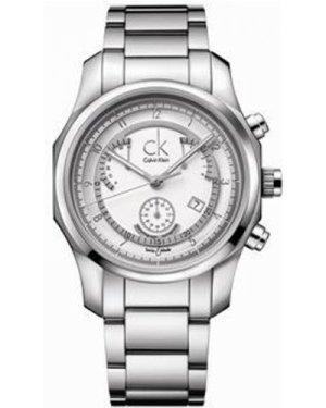 Mens Calvin Klein Biz Chronograph Watch K7731126