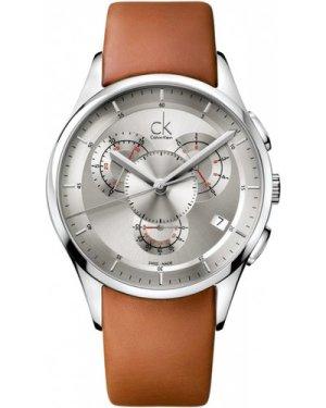 Mens Calvin Klein Basic Chronograph Watch K2A27192