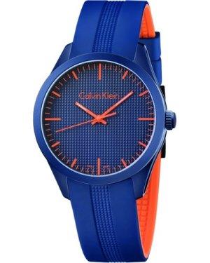 Unisex Calvin Klein Colour Watch K5E51GVN
