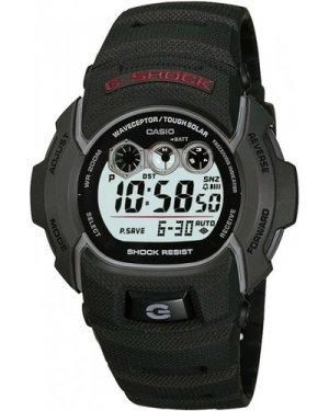 Mens Casio G-Shock Wave Ceptor Alarm Chronograph Watch GW-002E-1VER