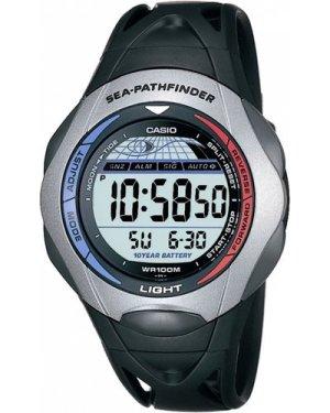 Mens Casio Sea Pathfinder Alarm Chronograph Watch SPS-300C-1VER