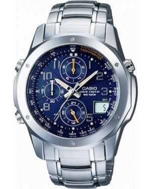 Mens Casio Alarm Chronograph Watch WVQ-620DE-2AVER