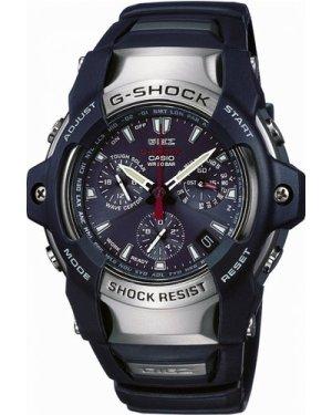 Mens Casio G-Shock Giez Wave Ceptor Alarm Chronograph Radio Controlled Watch GS-1100-1AER