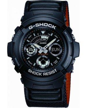 Mens Casio G-Shock Alarm Chronograph Watch AW-591MS-1AER