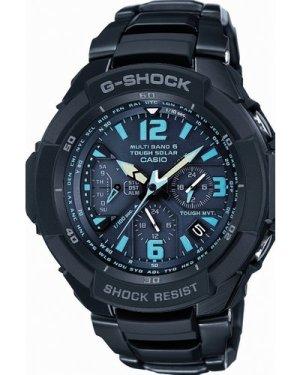 Mens Casio G-Shock Gravity Defier Alarm Chronograph Radio Controlled Watch GW-3000BD-1AER
