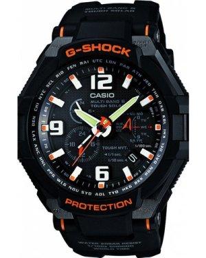 Mens Casio G-Shock Premium Gravity Defier Alarm Chronograph Radio Controlled Watch GW-4000-1AER