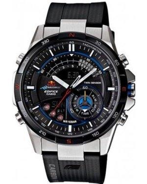 Mens Casio Edifice Alarm Chronograph Watch ERA-200RBP-1AER