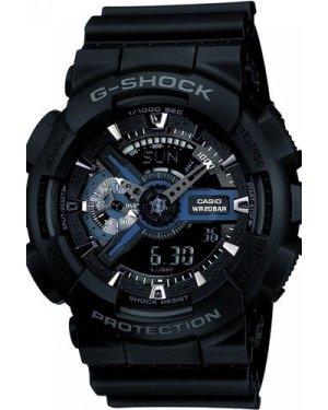 Mens Casio G-Shock Hyper Complex Alarm Chronograph Watch GA-110-1BER