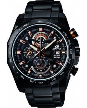 Mens Casio Edifice Chronograph Watch EFR-523BK-1AVEF