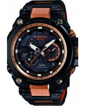Mens Casio G-Shock Premium MT-G Alarm Chronograph Radio Controlled Watch MTG-S1000BD-5AER