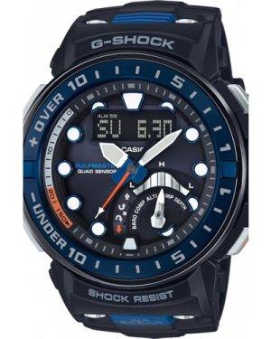 Mens Casio G-Shock Gulfmaster Quad Sensor Alarm Chronograph Radio Controlled Watch GWN-Q1000-1AER