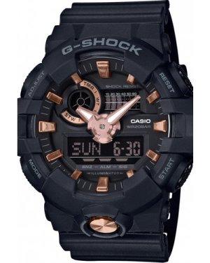 Mens Casio G-Shock Combi Watch GA-710B-1A4ER