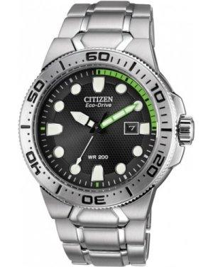 Mens Citizen Scuba Fin Eco-Drive Watch BN0090-52E