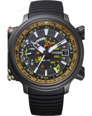 Mens Citizen Promaster Altichron Chronograph Eco-Drive Watch BN4025-01E