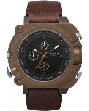 Mens Diesel SBA Chronograph Watch DZ4245