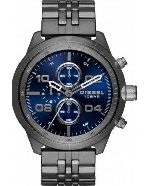 Mens Diesel Padlock Chronograph Watch DZ4442