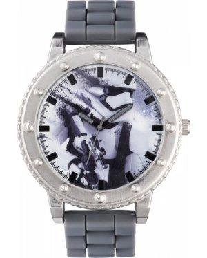 Mens Disney Star Wars Storm Trooper Watch SWM1138