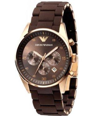 Mens Emporio Armani Chronograph Watch AR5890