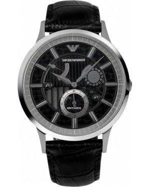 Mens Emporio Armani Meccanico Automatic Watch AR4664
