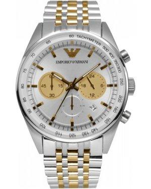 Mens Emporio Armani Chronograph Watch AR6117